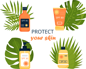 Protect you skin